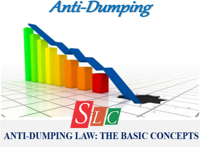 ANTI-DUMPING –WHAT DO YOU UNDERSTAND?